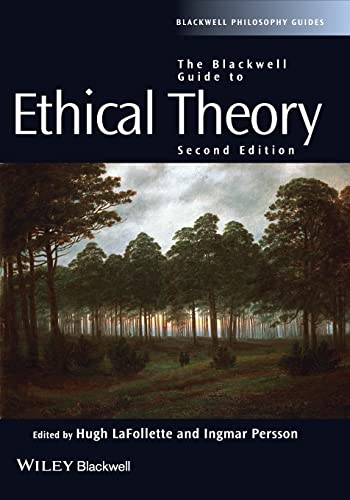 9781444330090: The Blackwell Guide to Ethical Theory