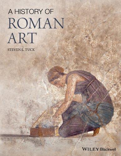 9781444330250: A History of Roman Art