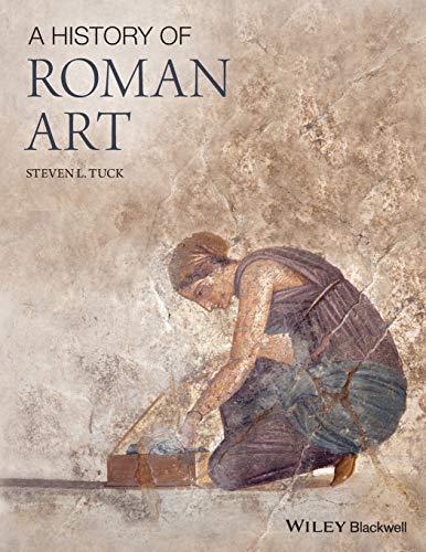 9781444330267: A History of Roman Art