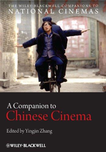 9781444330298: A Companion to Chinese Cinema