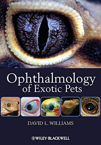 9781444330410: Ophthalmology of Exotic Pets