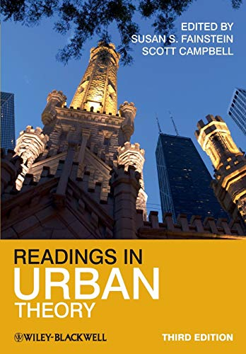 9781444330816: Readings in Urban Theory