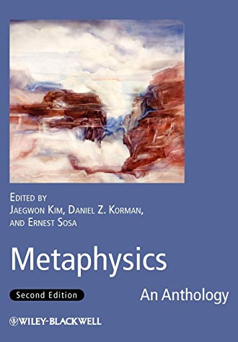 9781444331011: Metaphysics 2e (Blackwell Philosophy Anthologies)