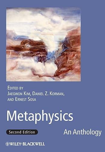 9781444331011: Metaphysics: An Anthology