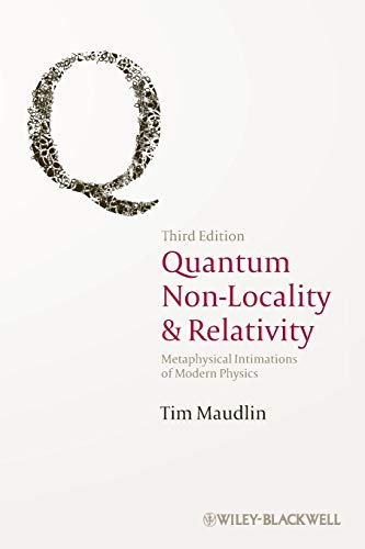 9781444331271: Quantum Non-Locality and Relativity: Metaphysical Intimations of Modern Physics