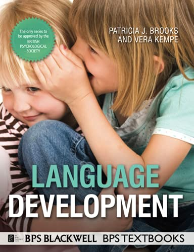 9781444331462: Language Development