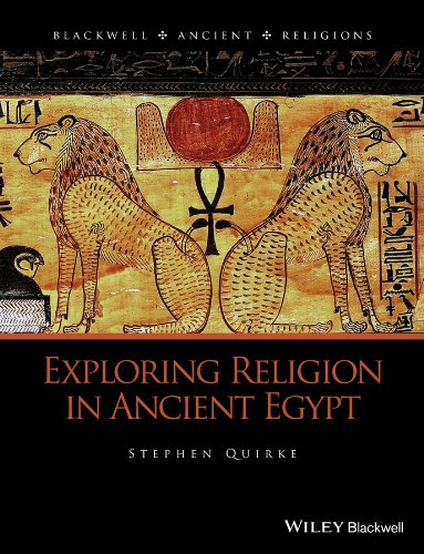9781444331998: Exploring Religion in Ancient Egypt (Blackwell Ancient Religions)