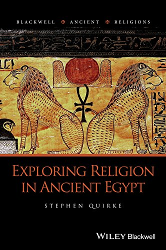 9781444332001: Exploring Religion in Ancient Egypt (Blackwell Ancient Religions)