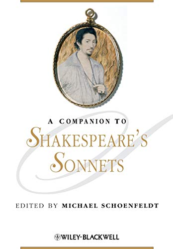 9781444332063: Companion Shakespeares Sonnets (Blackwell Companions to Literature and Culture)
