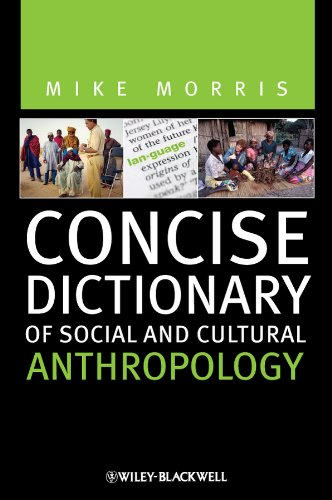 9781444332094: Concise Dictionary of Social and Cultural Anthropology