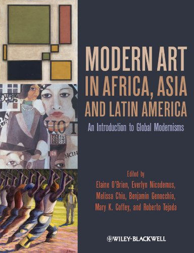9781444332292: Modern Art in Africa, Asia and Latin America: An Introduction to Global Modernisms