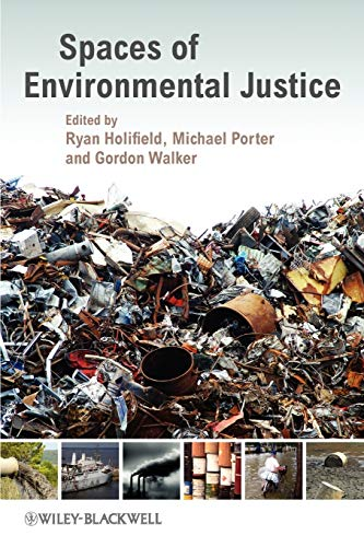 9781444332452: Spaces of Environmental Justice