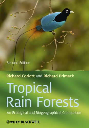 9781444332544: Tropical Rain Forests: An Ecological and Biogeographical Comparison