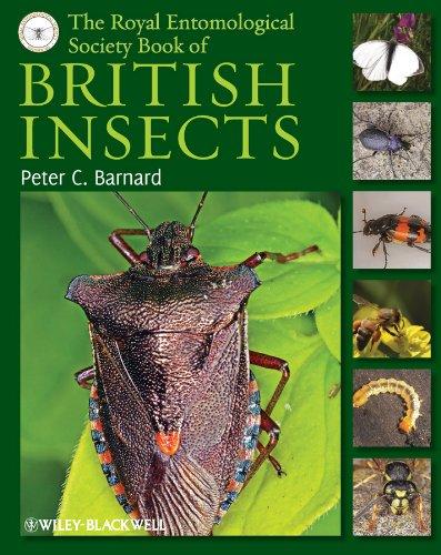 9781444332568: Royal Entomological Society Book of British Insects