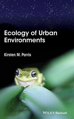 9781444332643: Ecology of Urban Environments