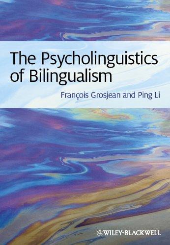 9781444332780: The Psycholinguistics of Bilingualism