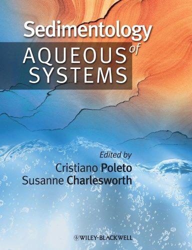9781444332902: Sedimentology of Aqueous Systems