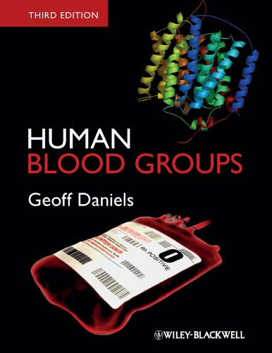 Human Blood Groups: Geoff Daniels