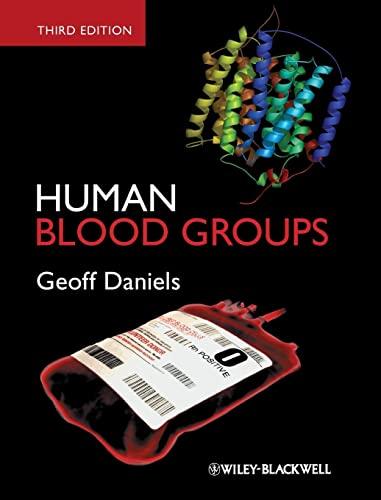 9781444333244: Human Blood Groups