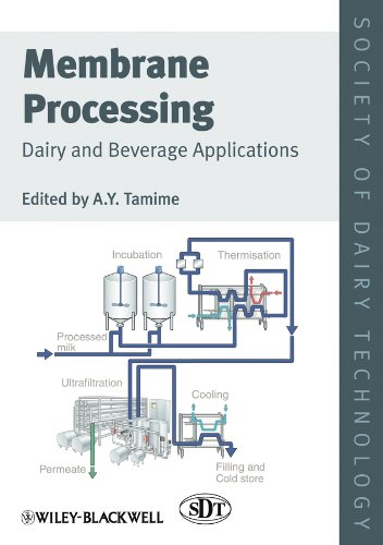 Membrane Processing: Dairy and Beverage Applications (Society: A. Y. Tamime