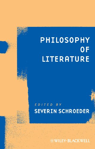 9781444333633: Philosophy of Literature