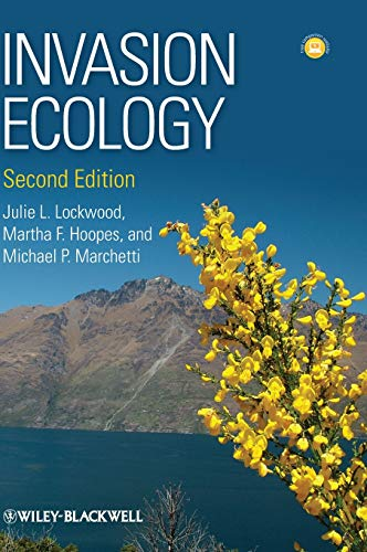 Invasion Ecology (Hardback): Julie L. Lockwood,