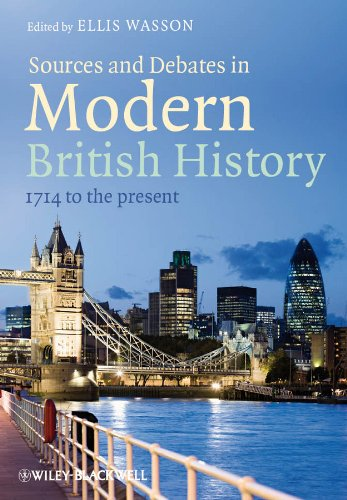 9781444333718: Sources and Debates in Modern British History: 1714 to the Present
