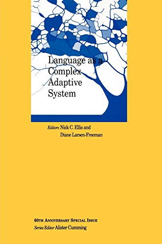 Language as a Complex Adaptive System (144433400X) by Nick C. Ellis; Diane Larsen-Freeman