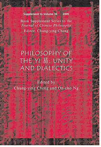 9781444334111: Philosophy of the Yi: Unity and Dialectics
