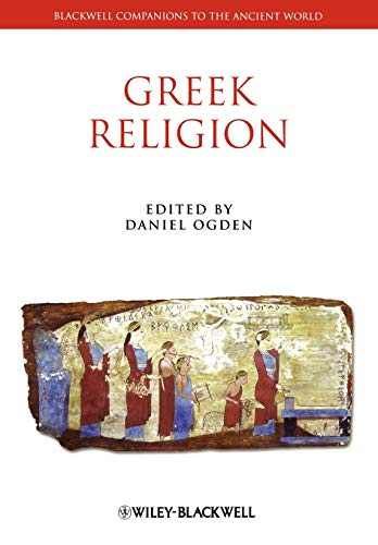 9781444334173: A Companion to Greek Religion