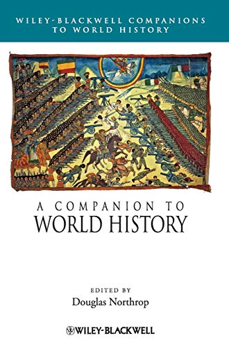 9781444334180: A Companion to World History (Wiley Blackwell Companions to World History)