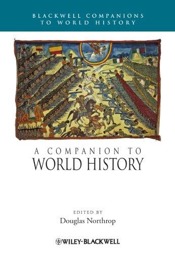 9781444334180: A Companion to World History