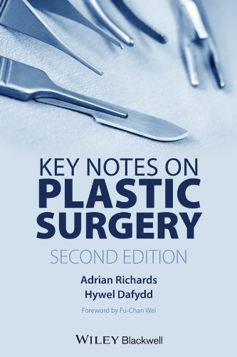 9781444334340: Key Notes on Plastic Surgery