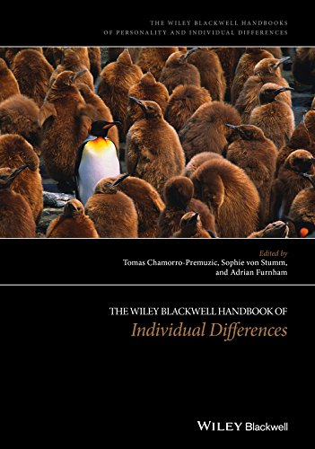 9781444334388: The Wiley-Blackwell Handbook of Individual Differences
