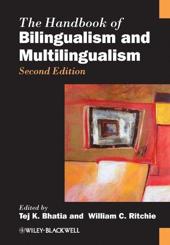 9781444334906: The Handbook of Bilingualism and Multilingualism