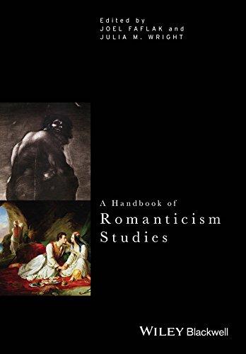 9781444334968: A Handbook of Romanticism Studies