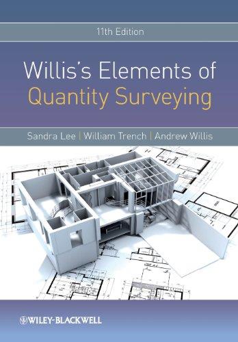 9781444335002: Willis's Elements of Quantity Surveying