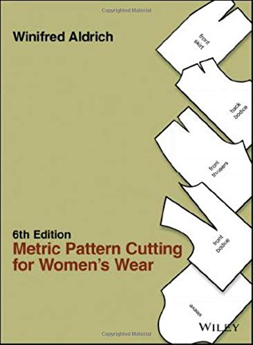 9781444335057: Metric Pattern Cutting for Women's Wear