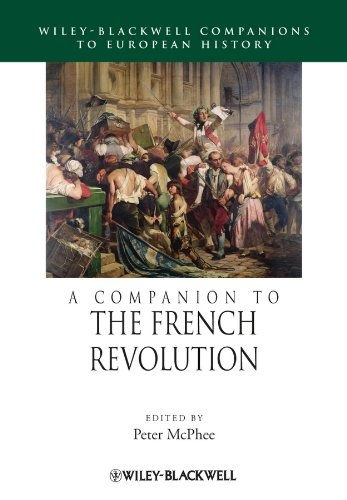 9781444335644: A Companion to the French Revolution (Blackwell Companions to European History)