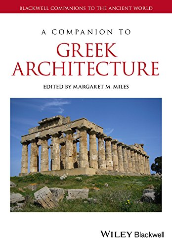 9781444335996: A Companion to Greek Architecture (Blackwell Companions to the Ancient World)