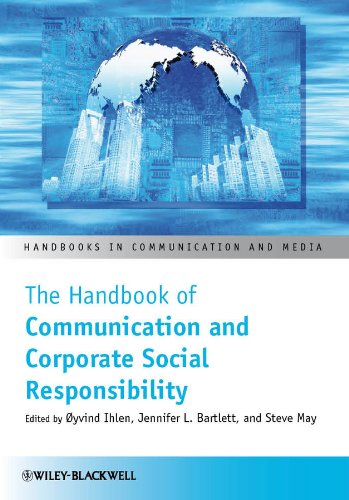 9781444336344: The Handbook of Communication and Corporate Social Responsibility (Handbooks in Communication and Media)