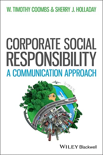 9781444336450: Managing Corporate Social Responsibility: A Communication Approach