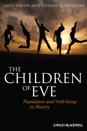 Children of Eve 9781444336900 The Children of Eve is the first book to bring together general material about population and well-being in a single volume. It presents a world history of demographic and economic change that ranges broadly over time and space and which emphasizes the commonality of human experience. The first book to put together material about population and well-being in a single volume  Emphasizes the formative population history of Europe and North America over the years since the Middle Ages, and includes discussions of Asia and the southern hemisphere The authors successfully maintain the difficult balance of addressing complex issues in a style that doesn't over-simplify the subject, whilst upholding an approach that is accessible to general readers and students Designed to work as both a stand alone text or a supplement to textbooks in any number of courses