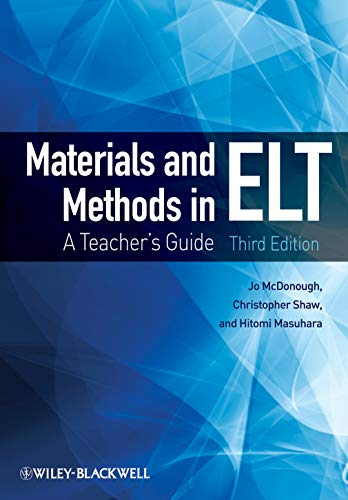 9781444336924: Materials and Methods in ELT: A Teacher's Guide