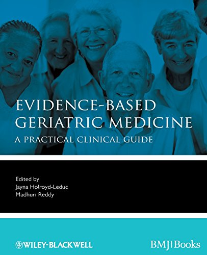 9781444337181: Evidence-Based Geriatric Medicine: A Practical Clinical Guide