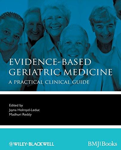 9781444337181: Evidence-Based Geriatric Medicine