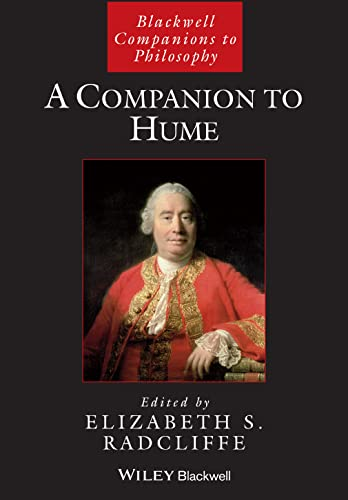 9781444337860: A Companion to Hume