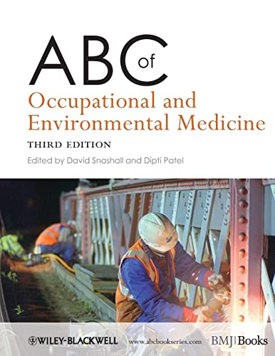 9781444338171: ABC of Occupational and Environmental Medicine (ABC Series)
