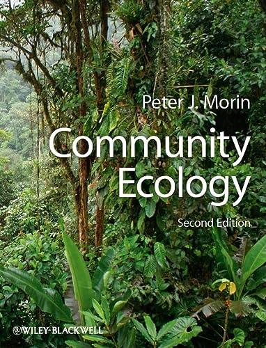 9781444338218: Community Ecology