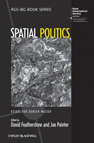 spatial politics essays for doreen massey Spatial politics by david featherstone, 9781118278857, available at book depository with free delivery worldwide.